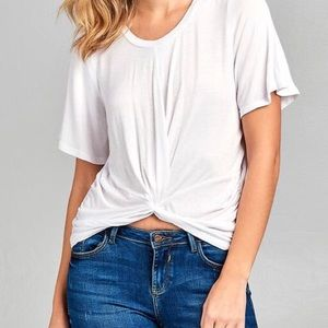 Super soft crop t shirt